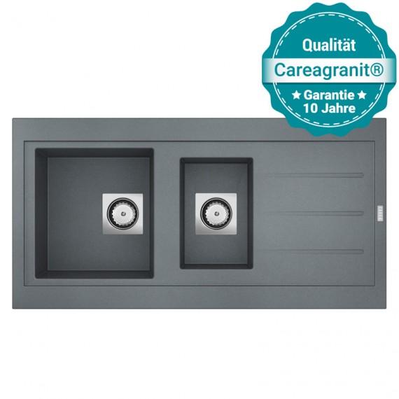 Einbauspüle Granit OMEGA 1,5 Becken